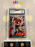1994 Upper Deck Steve Young #145 - 10 GEM MINT GMA Graded Football Card
