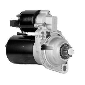 Bosch Starter Motor 0 001 121 026 fits Audi A3 1.6 (8L1) 74kw, 1.8 (8L1) 92kw...