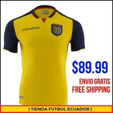 Ecuador National Team WCQ Qatar 2022 [ YELLOW - HOME JERSEY ] Ecuador Soccer