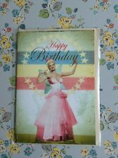 Birthday Card - Decor by Max Hernn  - Retro Greeting