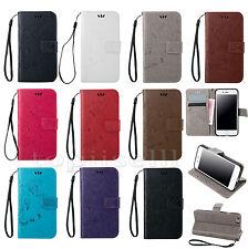 Flip Book Style Handy Tasche Klapp Etui Schutz Hülle Case TPU Cover Für phone