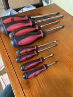 MAC TOOLS 8 Piece Screwdriver Set