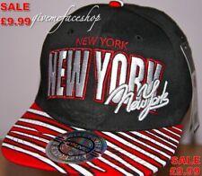 NY Gorra Gorras, plana pico Béisbol Hip Hop Urbano Calle Danza Sombreros de Nueva York
