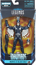 MARVEL LEGENDS BLACK PANTHER SERIES BLACK BOLT ACTION FIGURE