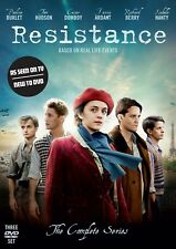 RESISTANCE (2014+2015): COMPLETE French Wartime Season Series - R2 DVD not US