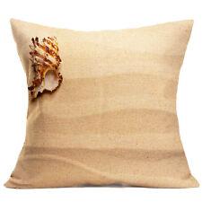 Summer Beach Sofa Bed Home Decoration  Pillow Case Cushion Cover