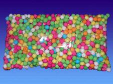 1000 boules multicolores de cotillon pour sarbacane boules dancing [22040] fêtes