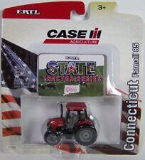 NEW 1/64 ERTL CASE IH CONNECTICUT #44 STATE TRACTOR SERIES FARMALL 85