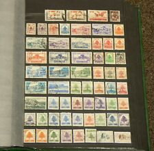 Lebanon Lot of over 270 Cancelled Stamps #6174