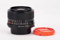 Minolta MD 28mm 28 mm Lens 1:2.8 X-700 XE-1 XD-7