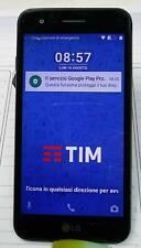 LG K4 (2017) M160 Smartphone Sbloccato Nero brandizzato TIM