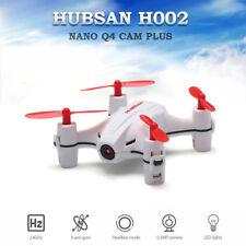 Hubsan H002 Nano 2.4G 4CH 6 Gyro RC Mini Quadcopter Drone 480P HD Camera LED RTF