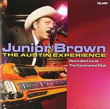 Junior Brown - Live At The Continental Club The Austin Experience [CD]