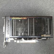 Gainward GeForce GTX 560 Ti Phantom, 2GB GDDR5, VGA, 2x DVI, HDMI