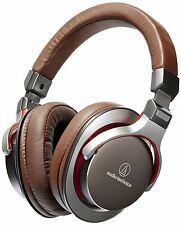 Audio Technica ATH-MSR7GM | SonicPro® Over-Ear High-Resolution Headphones | MSR7