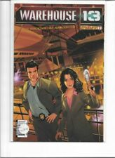 DYNAMITE ENT. AND SYFY PRESENTS: WAREHOUSE 13 5 ISSUE MINI-SERIES ( 10 ISSUES)