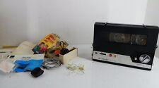 More details for rare vintage sharp rd-303e mini reel to reel tape recorder - working - k5