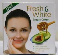 Fresh & White Beauty Cream 100% Original From Pakistan (24 Pack)