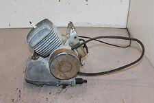 Ward Columbia Open Road 2 Stroke Vintage Scooter Pedal Moped Belt Engine Motor