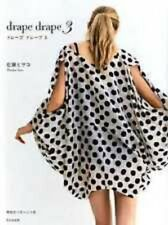 DRAPE DRAPE DRESSES Vol 3 Japanese Craft Book Japan Magazine