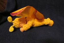 Anne Geddes Yellow Plush Butterfly Doll