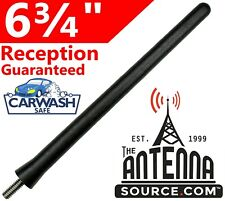 "27/"" Black Spring Stainless AM//FM Antenna Mast  Fits 1997-2007 Dodge Caravan"