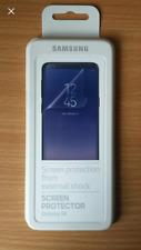 Genuine Oficial Samsung Protector de pantalla para Galaxy S9-Clear-ET-FG 960 CTEGWW