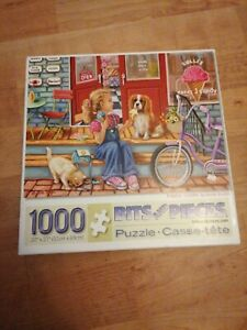 Bits & Pieces Puzzle Payday Cones 1000 Piece Jigsaw Puzzle