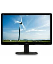 """PHILIPS S-LINE 200 S 4 lymb LED MONITOR 20"""" (19.5"""" visualizzabile) 1600 x 900 250 CD/M"""