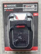 // Parkside 2aH Batería PAP 20 A1 Nuevo Batería Original