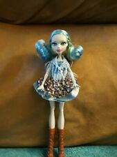 Monster high redressed Ghoulia