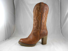 Fantastic Used ROPER High Heel Western  Mid-Calf Boots Women's Size 8 1/2 M