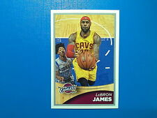 2015-16 Panini NBA Sticker Collection n. 90 Lebron James Cleveland Cavaliers