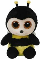 Ty Beanie Boo Boos 36849 Buzby the Bee Regular 15cm Brand New