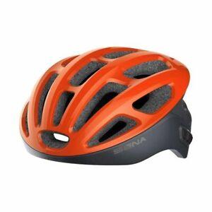 SENA R1 Smart Bluetooth Communications Helmet - Tangerine - Large 59-63cm