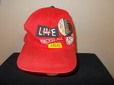 VTG-1994 Belga Live Concert Clawfinger Aerosmith Rage Against Machine hat sku17
