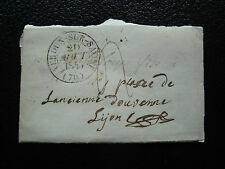 FRANCE - lettre 1845 (cy35) french