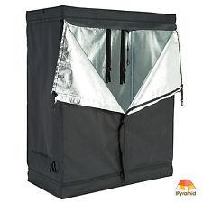 "New listing 600D 48""x24""x60"" Grow Tent Indoor Room Reflective Mylar Hydroponic Non Toxic Hut"