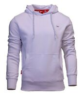 Superdry Mens New Collective Overhead Long Sleeve Hoodie Optic White