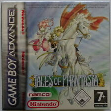 TALES OF PHANTASIA - NINTENDO GAME BOY ADVANCE - NEUF SOUS BLISTER - FR-DE-NL