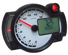 Koso RX2-NR GP-Style Race Tachometer BA015010 NEW