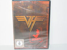 "*****DVD-VAN HALEN""JUMP!""-Marketing Film NEUWARE / OVP*****"
