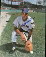 Billy Williams Cubs Autograph 8x10 Photo Signed Jsa