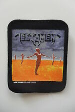 Testament practice what you preach 1989 Sew On patch music