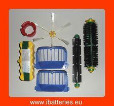 """Batterij, Accu - 3500 mAh - en """"Aerovac"""" kit voor iRobot Roomba 500 reeks"""