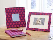 Sticky Back Plastic Flock Dots Pink Fuchsia Vinyl Film 1m X 45cm Self Adhesive