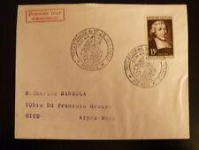 FRANCE PREMIER JOUR FDC YVERT 882    ST JEAN B DE LA SALLE   15F   REIMS   1951