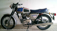 TRIUMPH T140V BONNEVILLE SILVER JUBILEE 1977 RESTORATION DECAL SET