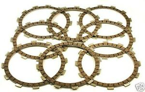 Suzuki GS 500F, 2004-2009, Clutch Friction Plate Kit - GS500F
