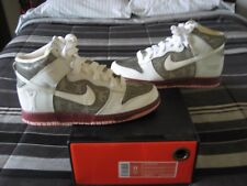 NIKE DUNK HIGH SIZE 11 DS DUNK SB SOLE COLLECTOR SC VEGAS FINALS COWBOY 231/400